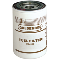 Goldenrod 595-5 Replacement Filter Canister, For Use With 595 Model 10 Micron Fuel Filter