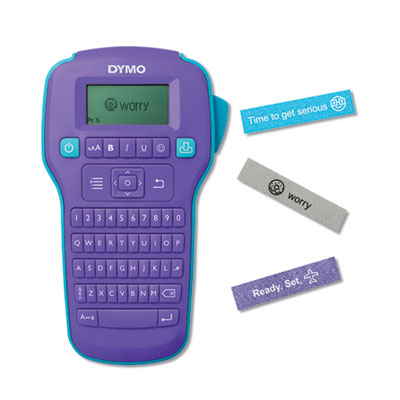 "COLORPOP! Color Label Maker, 1 Line, 6.3"" x 2.56"" x 10.43"""