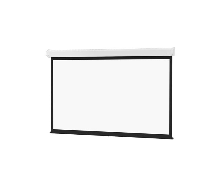 "Da-Lite Model C 123"" Diagonal 104""x65"" Projection Screen Black 20907"