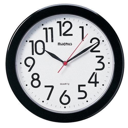 """Magnus -10"""" Clock"""