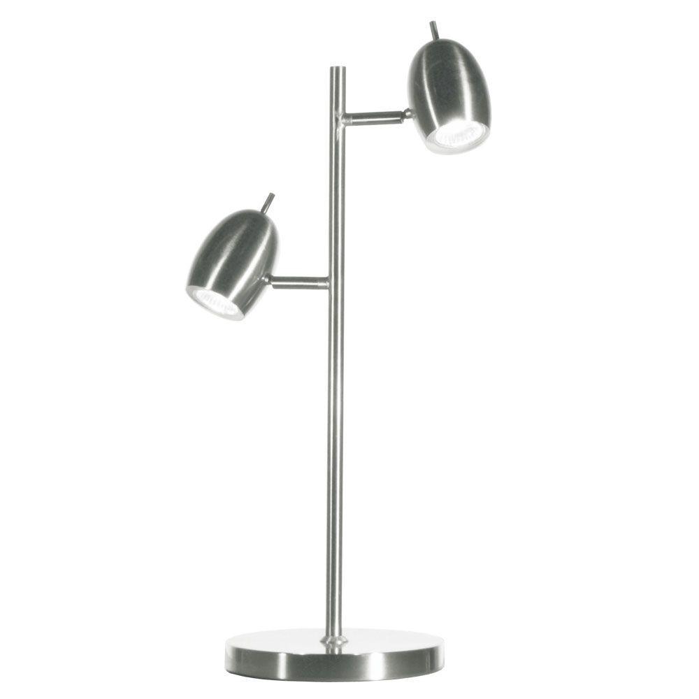 2 Light Table Lamp Adjustable, SC