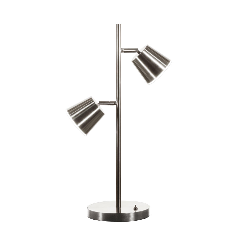 2 Light LED Table Lamp, SC