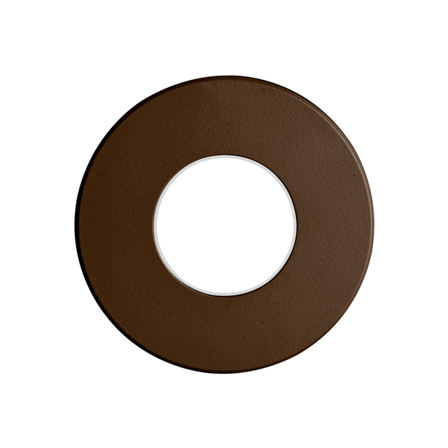 (K)Bronze Round In/Outdoor 3W LED Wall L