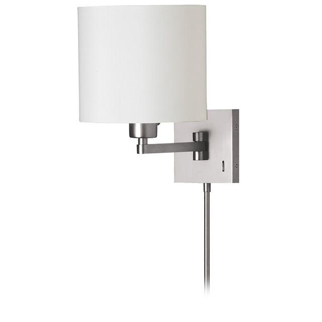 (K)Cast Metal Single  Arm Wall Lamp