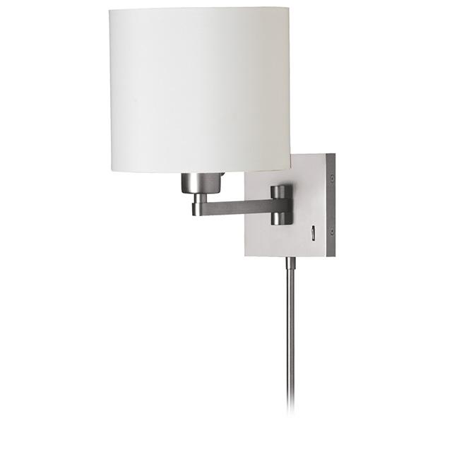 (K)Cast Metal Single  Arm Wall Lamp