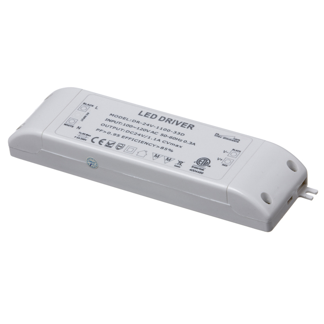 24V DC 30W LED Dimmable Driver