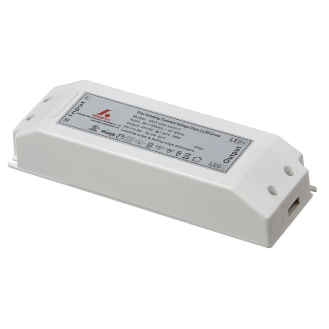 24V-DC 45W LED Dimmable Driver