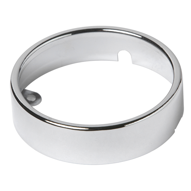 Satin Nickel Distance Ring f/PLED series