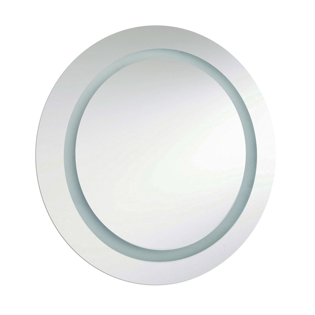 35W Round Mirror, Inside Illuminated 30 Inch