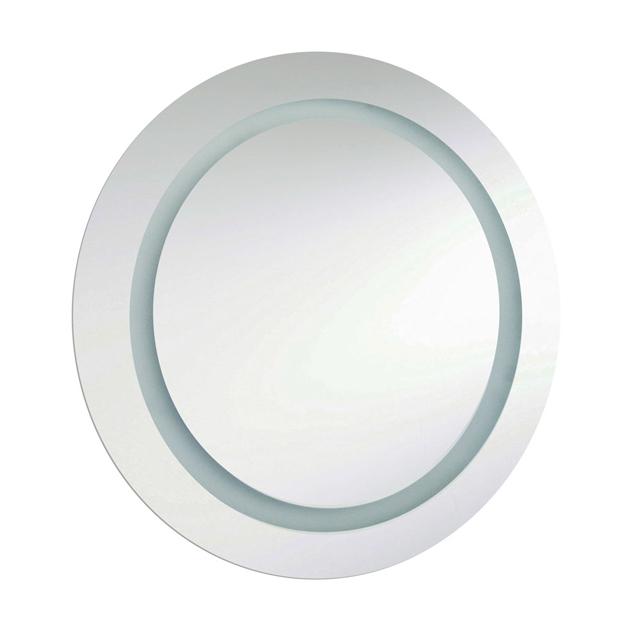 35W Round Mirror, Inside Illuminated 30 Inch