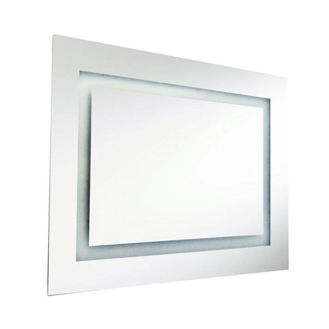 41W Rectangular Mirror, Inside Illumin 32x24 Inch