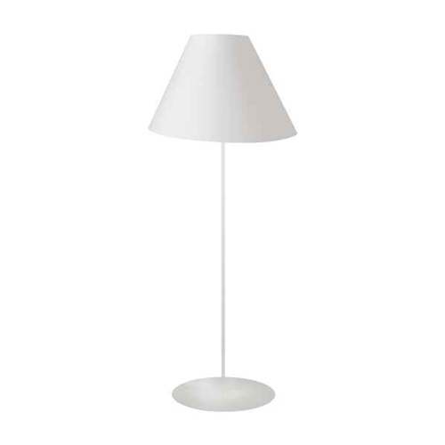 1LT Tapered Floor Lamp, JTone White Shade