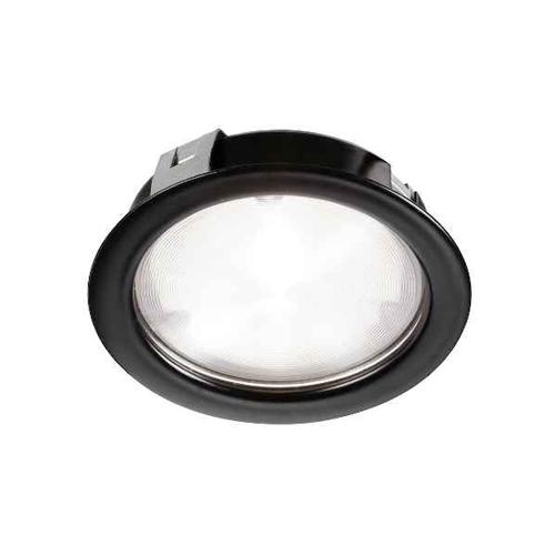 24V DC,4W Black LED COB Puck Light