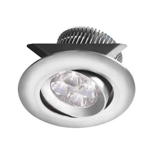 24V DC,8W Alum Adjust Mini LED Pot Light