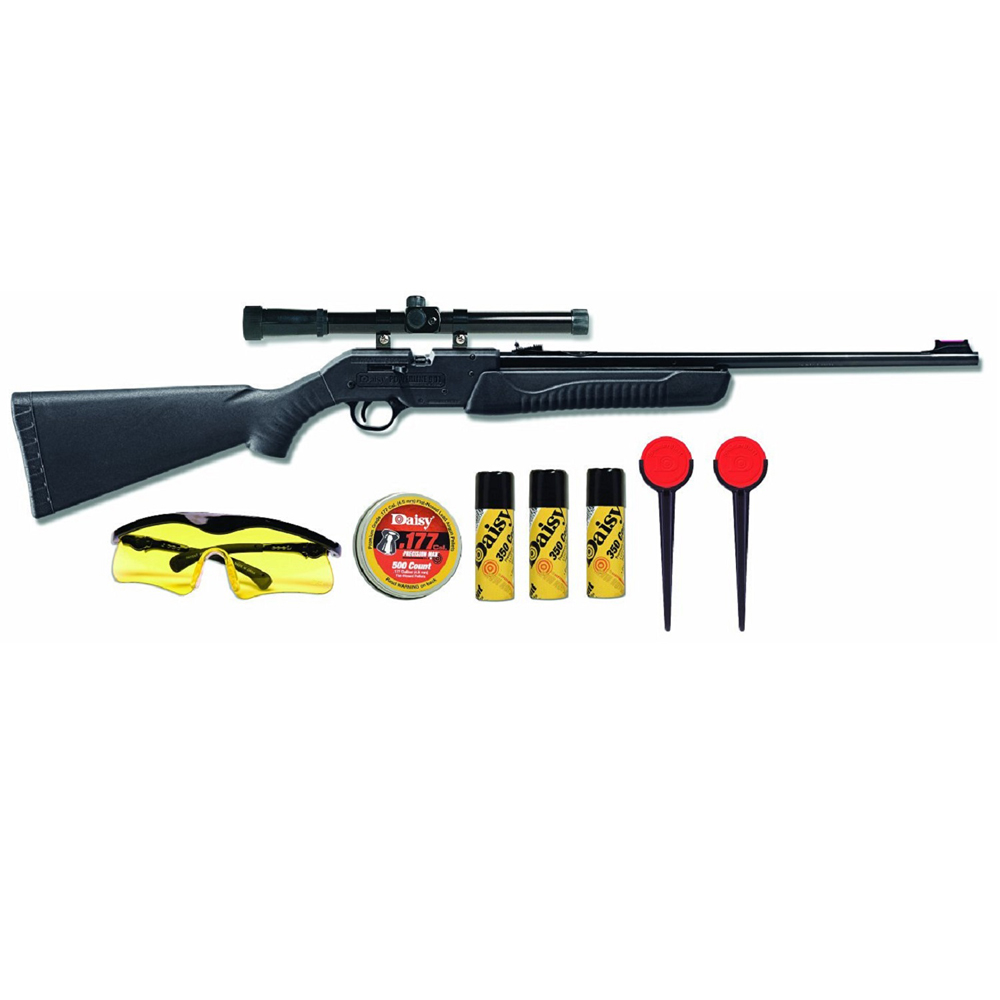 "Daisy Model 5901 BB Gun Kit 37.5"" Length - Black"