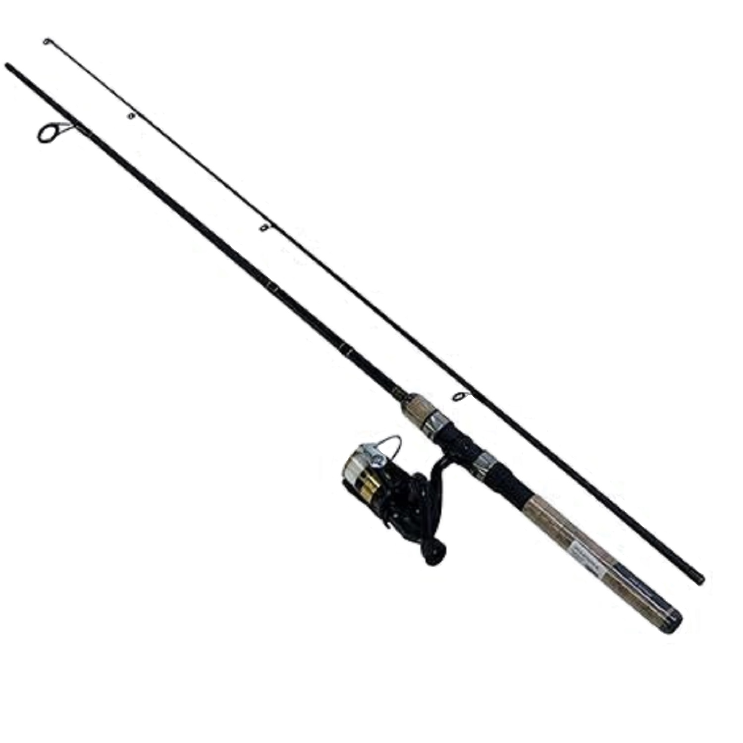 Daiwa D-Shock Reel and Rod Combo with Line 7' Medium Action