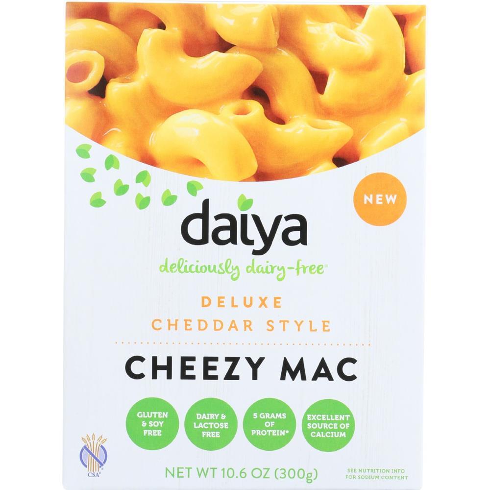 Daiya Foods - Deluxe Cheddar Style Cheezy Mac ( 8 - 10.6 OZ)