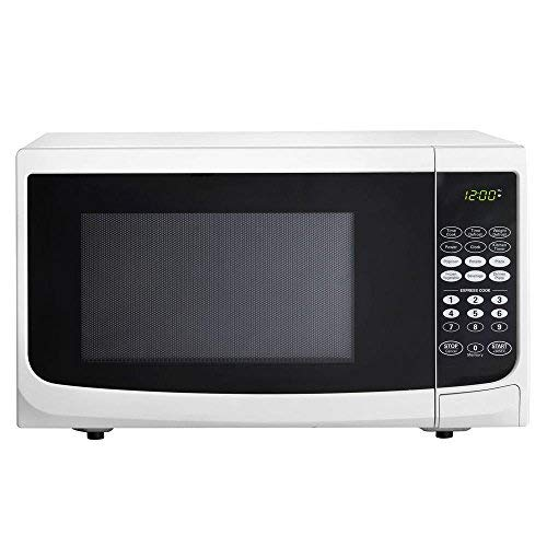 .7 cu. ft., 700 watts Microwave Oven, White