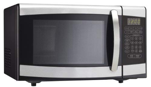 .9 cu.ft. Microwave Oven, black with stainess steel