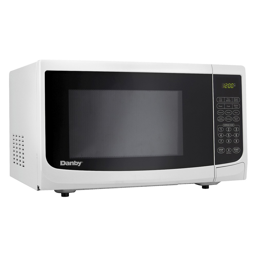 1.1 cu. ft., 1000w Countertop Microwave Oven, White