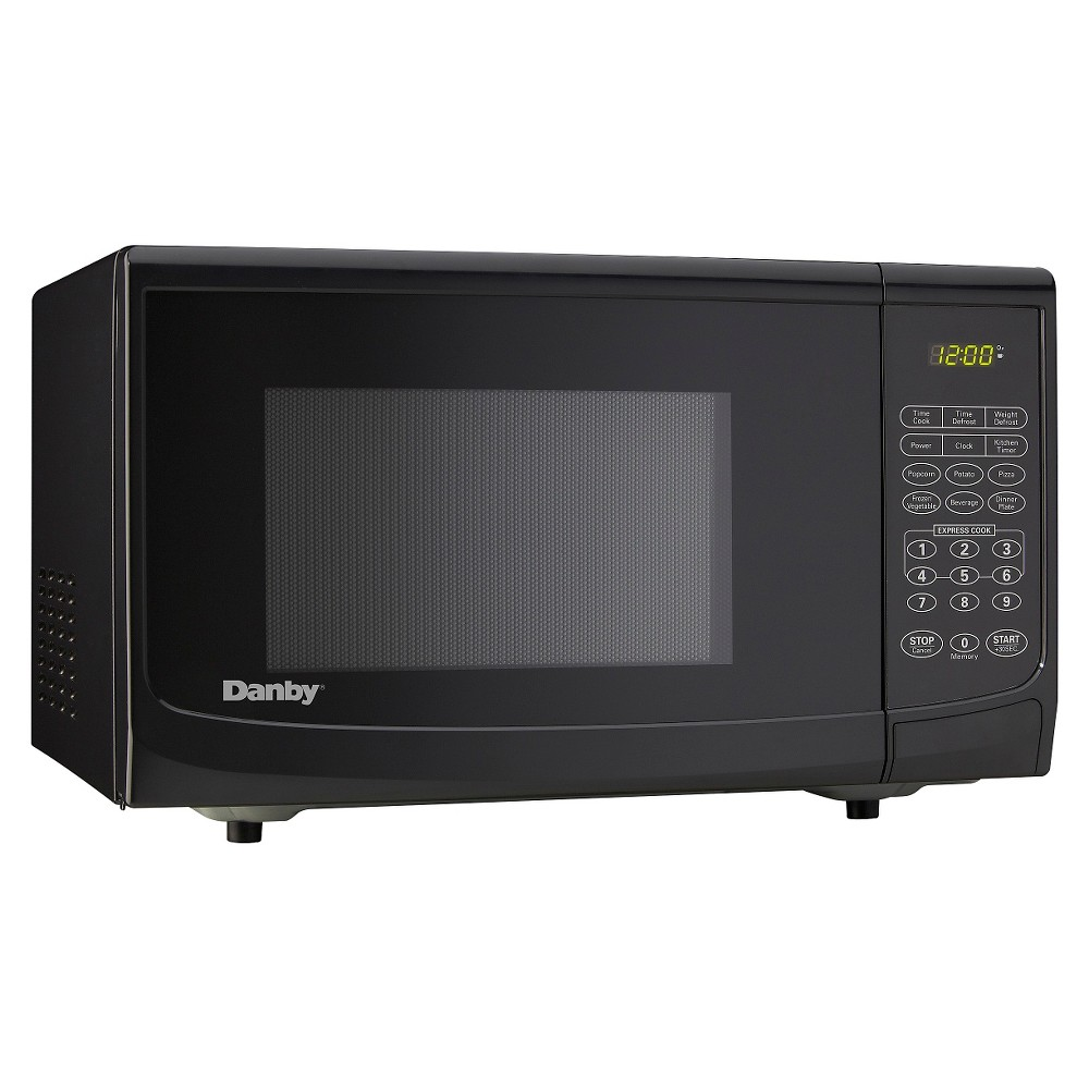 1.1 cu. ft., 1000w Countertop Microwave Oven, Black
