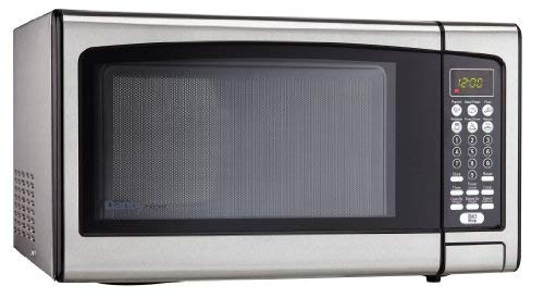 1.1 cu.ft. Microwave Oven, stainless steel