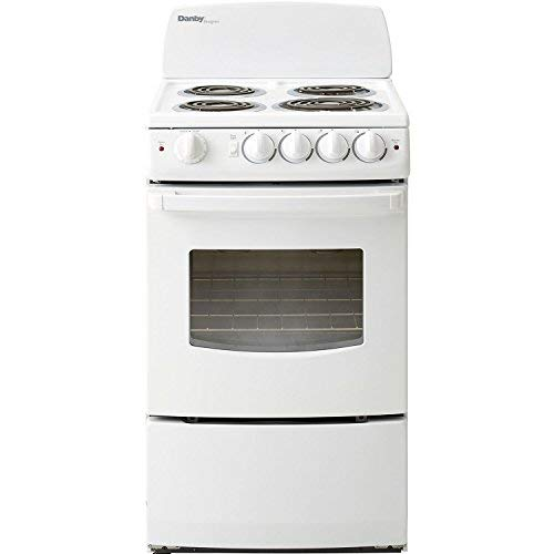 "20"" Electric Range - White"