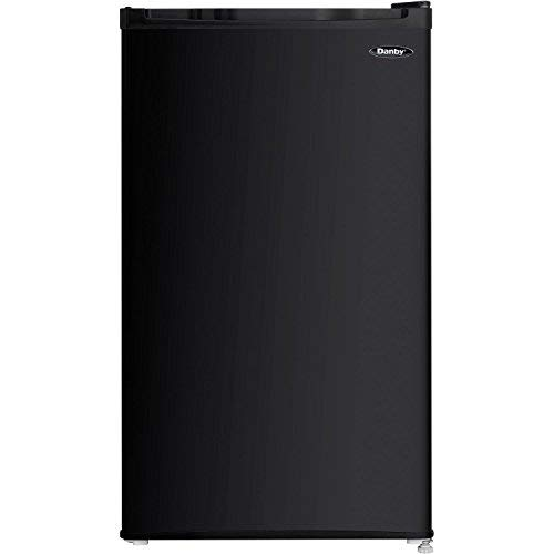 3.2 CF Compact Refrigerator - Black