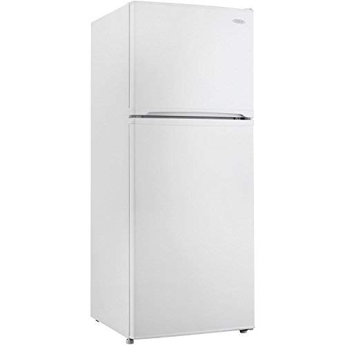 10 CF Apartment size refrigerator - White