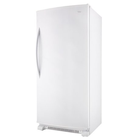 17.78 CF Apartment Size Refrigerator - White