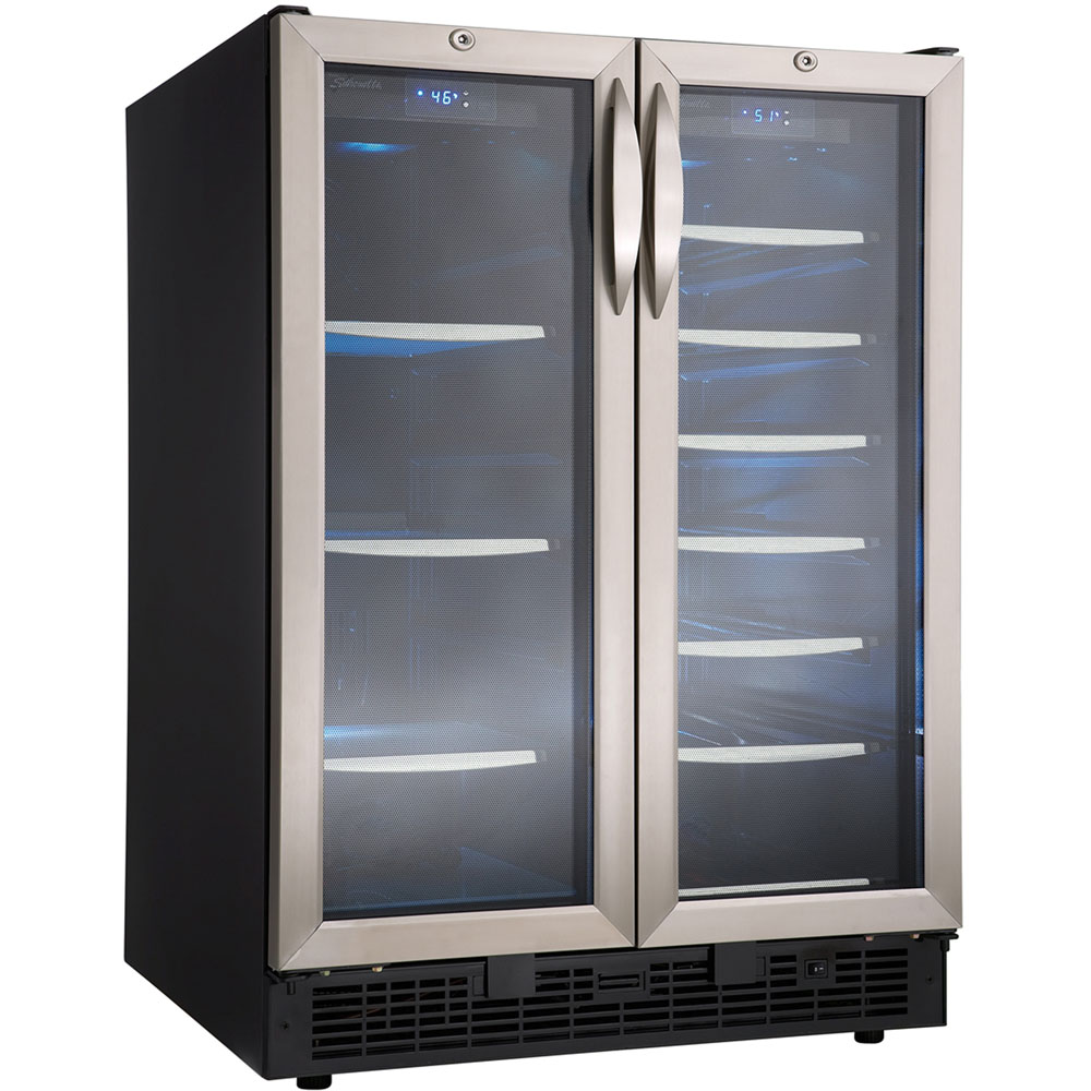 5.0 cu.ft beverage center / 27 bottle wine cooler