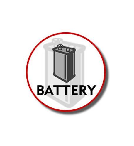Battery for KX-TCA285- TCA385- UDT131