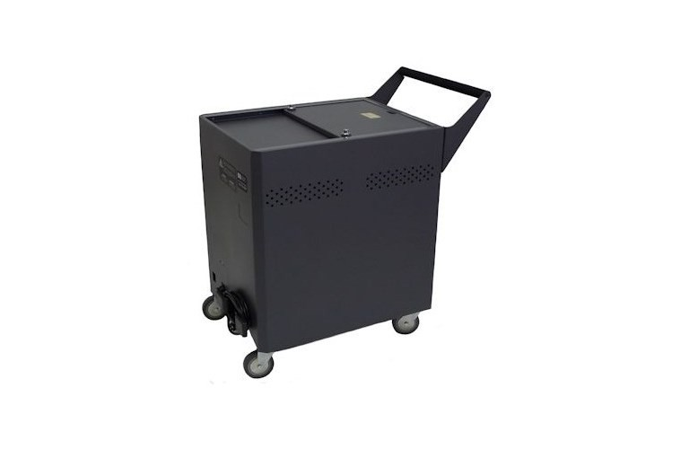 Datamation Charging Cart For 32 Chromebooks DS-GR-ST-S32-C