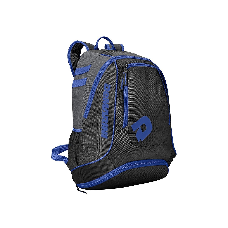 DeMarini Sabotage Baseball Backpack Royal