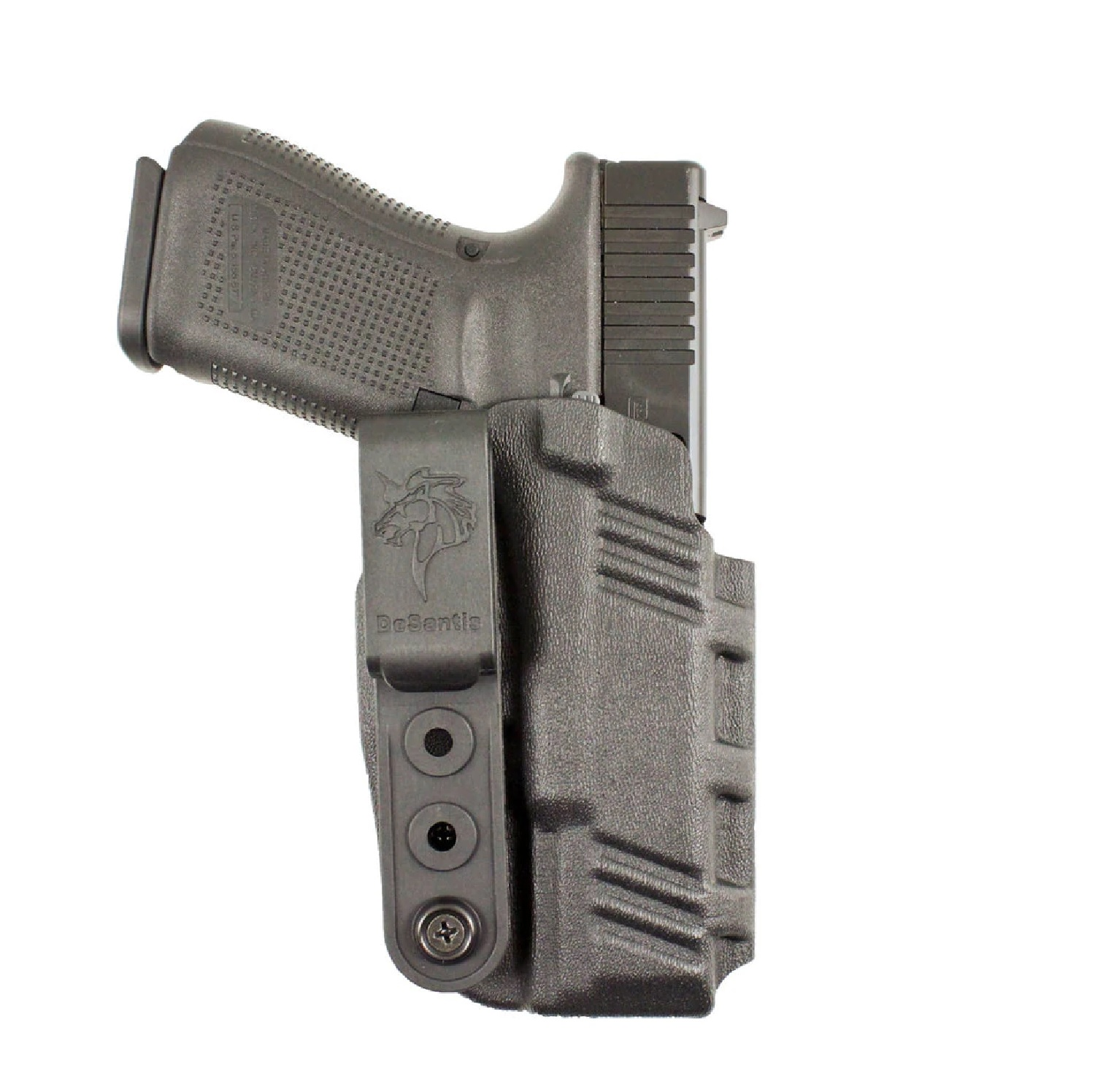 DeSantis Slim Tuck Kydex Holster RH MP Shield