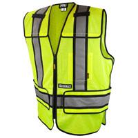Dewalt Class 2 Adjustable Breakaway Mesh Vest XL/3XL