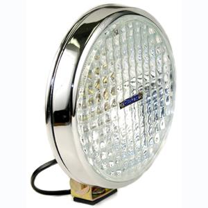 100 Series Thinline Flood Light - Chrome