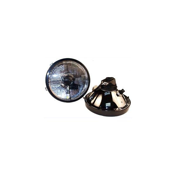 Quad-Bar+ Waterproof IP67 Xenon Headlight Kit w/DRL