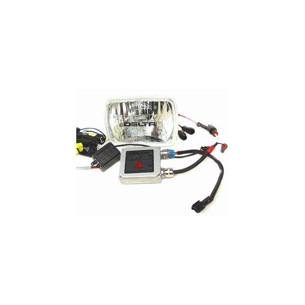 200mm H.I.D. Headlight Kit
