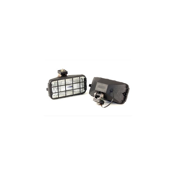 250 SERIES XENON FOG LIGHT -CLEAR (PAIR)