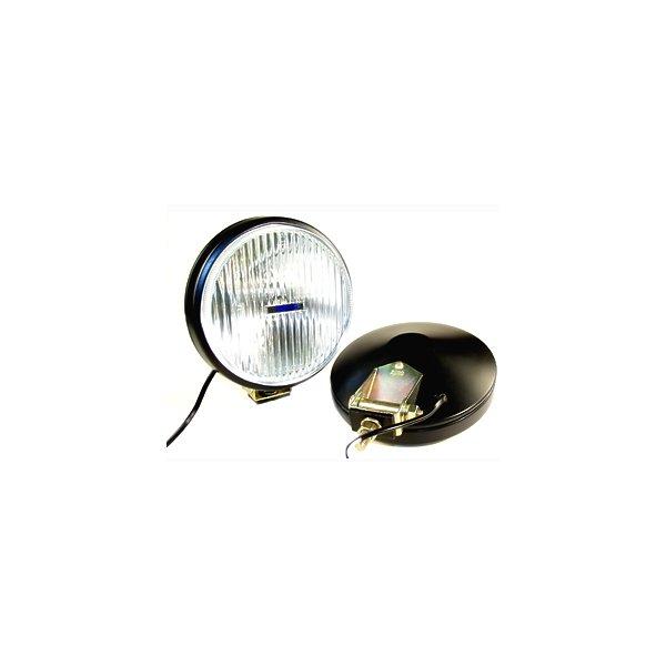 100 Series Thinline Fog Light Kit - Black w/Covers