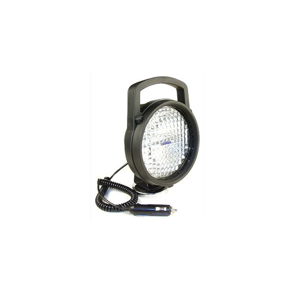 Portable Sq. Magnetic Work Light w/Switch & Cord