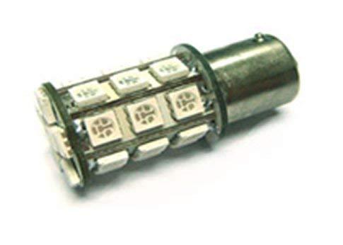 1156 Type Amber - LED High Output SMD 12