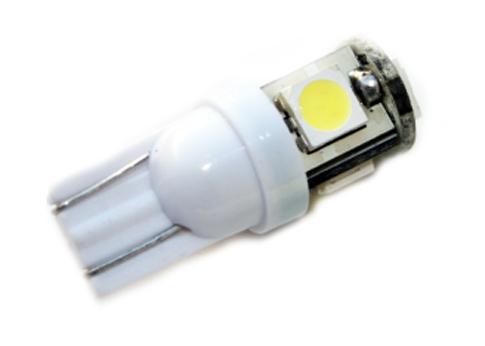 194 Type LED SMD White (Wedge)