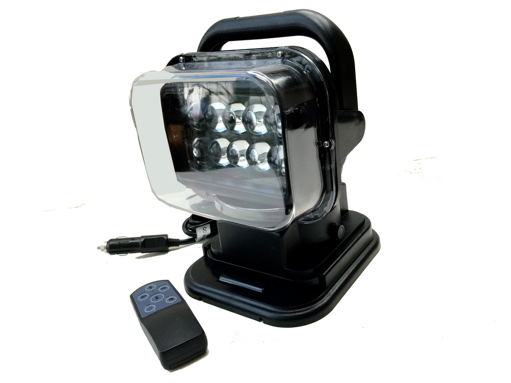 Turret 360� LED Remote Controlled Spot Light