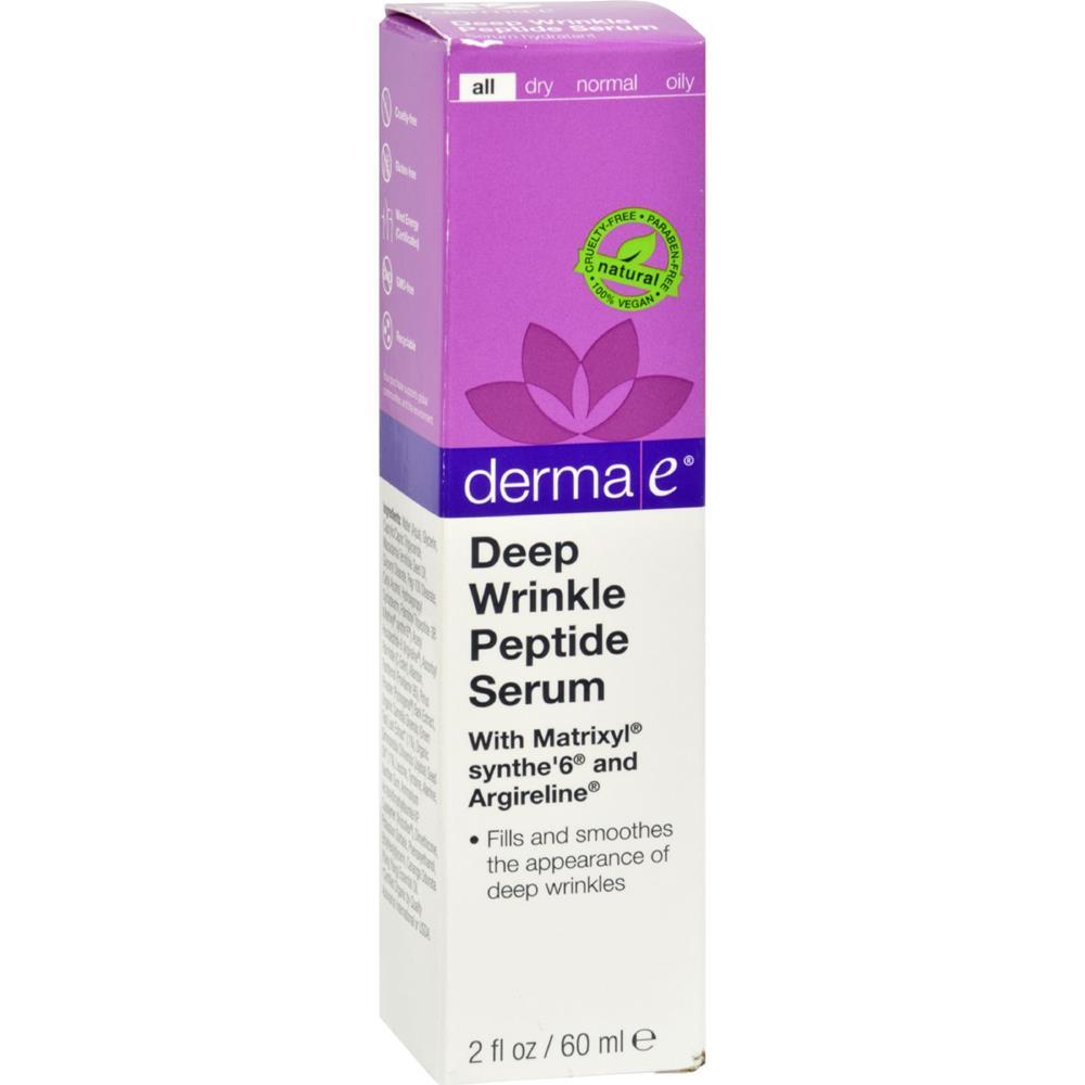 Derma E - Peptides Plus Wrinkle Reverse Serum ( 1 - 2 FZ)