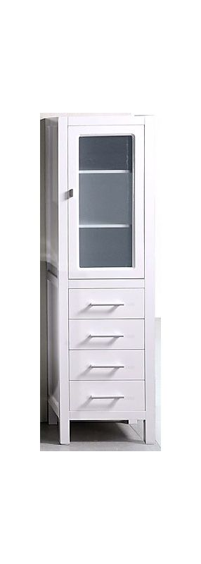 "Linen Cabinet, 60"" Contemporary"