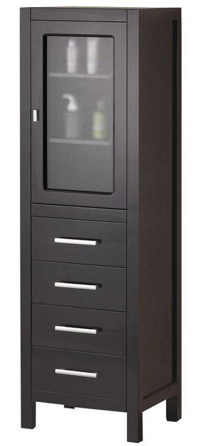 "London 60"" Linen Cabinet"