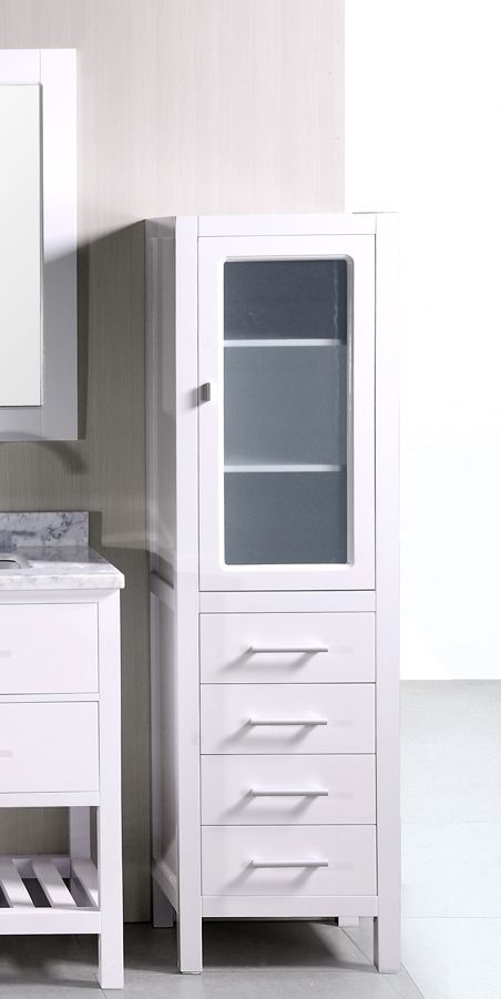 "London 66"" Linen Cabinet"