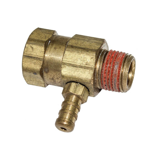 15124 CHEMICAL INJ ASSY CA Devilbiss Air Products Pressure Washer Parts